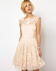 ASOS Gothic Prom Dress