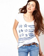 Wrangler American Flag T-Shirt