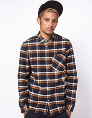 WESC Check Shirt