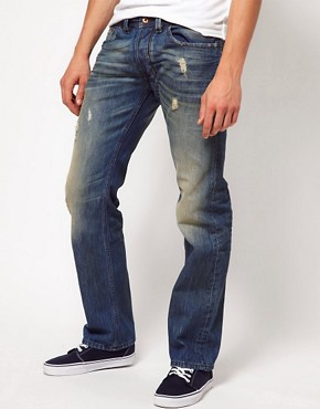 Image 1 of Diesel Jeans Larkee Straight 75I