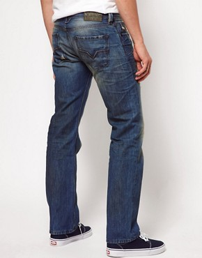 Image 2 of Diesel Jeans Larkee Straight 75I