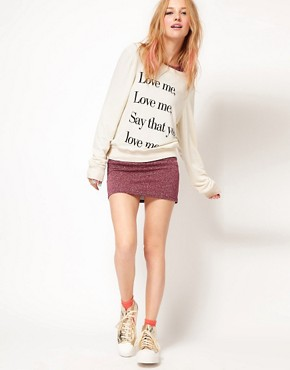 Image 4 of Wildfox Love Me Sweat