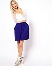 ASOS Soft Short Culottes