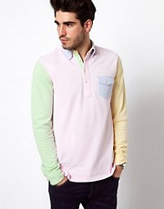 Polo Ralph Lauren Polo with Contrast Colour Sleeves
