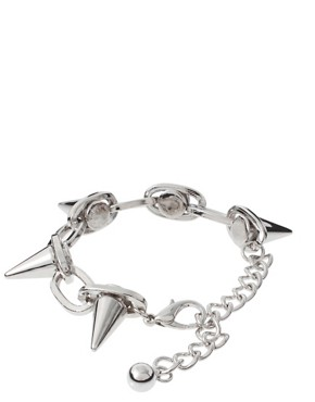 Image 2 ofASOS Spike Link Bracelet