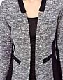 Image 3 ofWarehouse Lurex Tweed Jacket