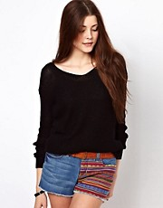 Vero Moda V Neck Long Sweater