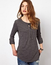 By Zoe Jersey Tunic Top