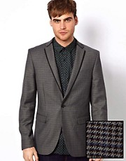 Selected Dogtooth Blazer