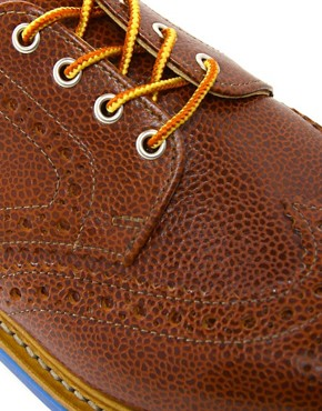 Image 2 ofMark McNairy Brogues with Commando Sole