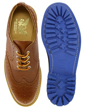 Image 3 ofMark McNairy Brogues with Commando Sole