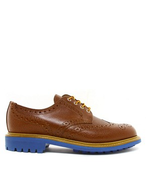 Image 4 ofMark McNairy Brogues with Commando Sole