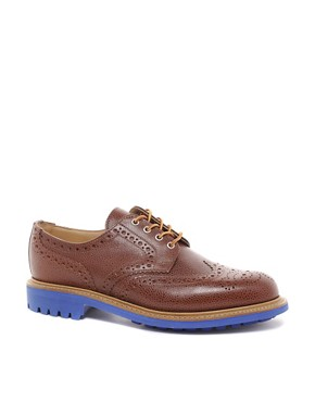 Image 1 ofMark McNairy Brogues with Commando Sole
