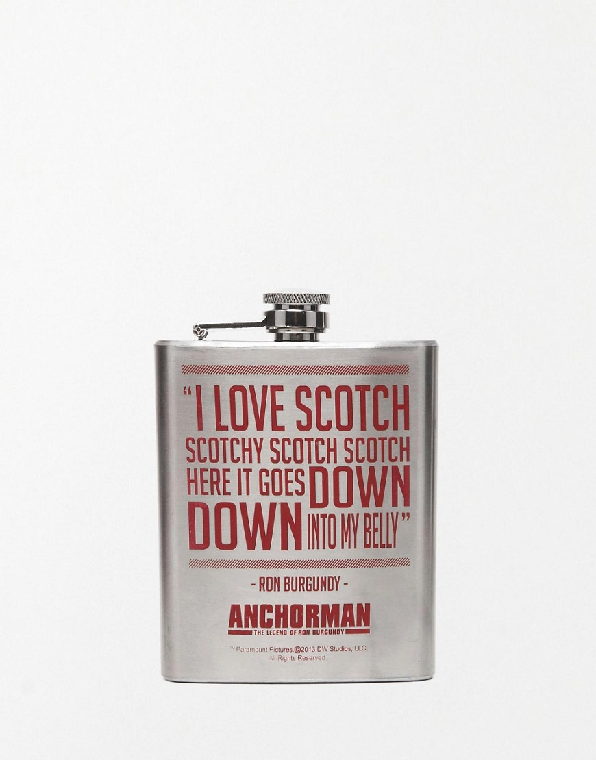 Image 1 of Anchorman Hip Flask