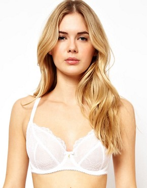 Image 1 ofGossard Non Padded Balcony Bra