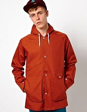 Volcom Hooded Jacket Storken