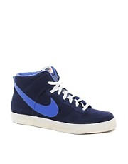 Nike Dunk Hi Trainers
