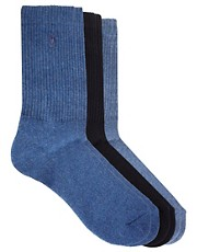 Polo Ralph Lauren  Socken im 3-Pack