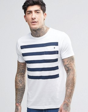 French Connection Striped T-Shirt