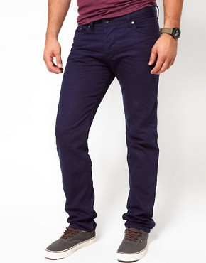 Image 1 ofDiesel Jeans Darron Slim Fit 86G Colour Exposure