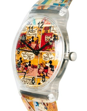 Image 4 ofDisney Cartoon Strip Watch