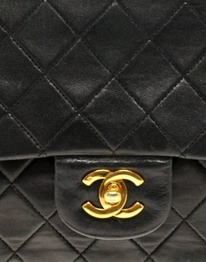 Image 4 ofVintage Heirloom Chanel Classic 2.55 Bag