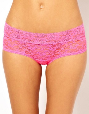 Image 4 ofBjorn Borg Love Lace Short Brief Two Pack