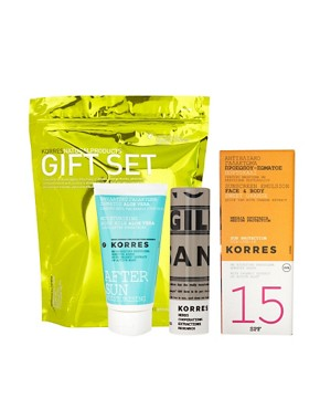 Image 1 ofKorres Sun Care Set SAVE 28%