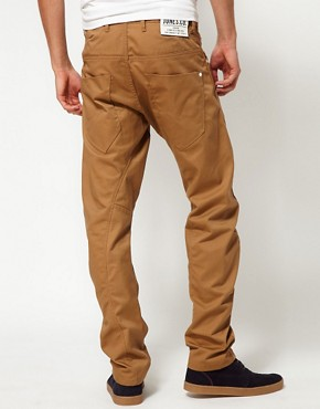Image 2 ofJack &amp; Jones Dale Twisted Chinos