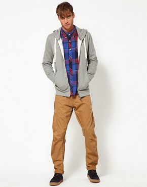 Image 4 ofJack &amp; Jones Dale Twisted Chinos
