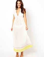 French Connection Super Sun Sleeveless Maxi Dress