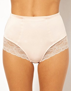 Image 1 ofMarie Meili Genevieve Shell Control Brief