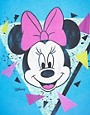 Image 3 ofJunk Food Minnie Mouse T-Shirt in 90s Print