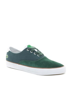 Image 1 ofLacoste Tribute Imatra Trainers