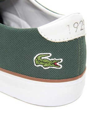 Image 3 ofLacoste Tribute Imatra Trainers