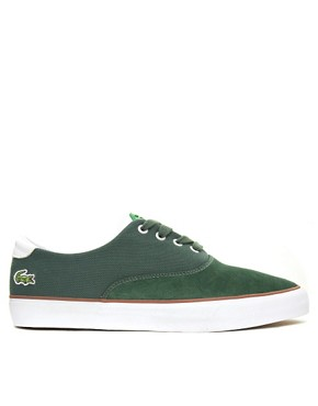Image 4 ofLacoste Tribute Imatra Trainers