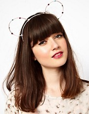 ASOS Jewel Mouse Ears