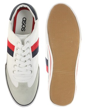 Image 3 of ASOS Retro Sneakers