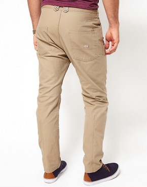 Image 2 ofDiesel Chinos Akyss Tapered Fit