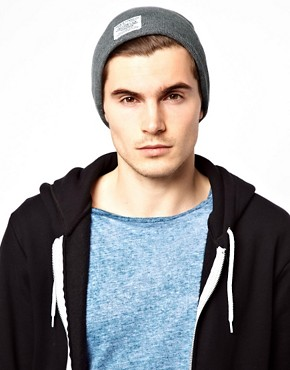 Image 2 ofJack &amp; Jones Beanie Hat