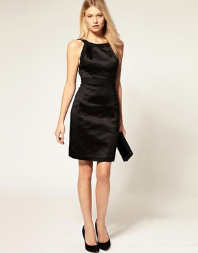 Image 4 ofOasis Bow Back Dress
