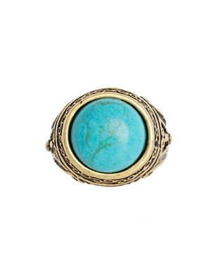 Image 2 ofASOS Ornate Signet Ring