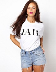 Camiseta Jail de Brashy Couture