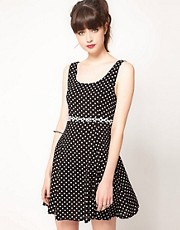 Minkpink Foretold Dress