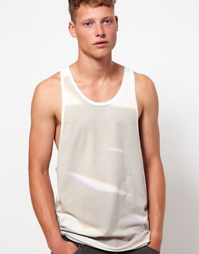Image 1 ofASOS BLACK x Puma Printed Vest