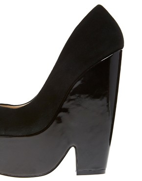 Image 2 ofALDO Labove Platform Wedge Shoes