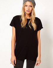 ASOS Boyfriend T-Shirt with Crew Neck