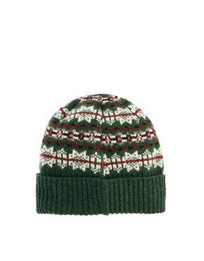 Image 4 ofBarbour Laura Fairisle Hat