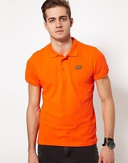 Crosshatch Polo Shirt