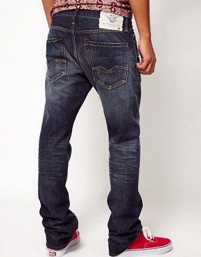 Image 2 ofReplay Jeans Waitom Regular Slim Straight